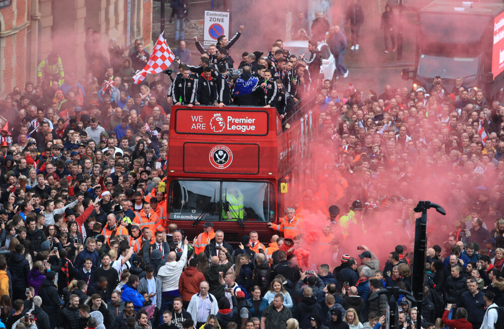 Inglise jalgpalliklubi sai miljonite suuruse laenu bin Ladeni perekonnalt