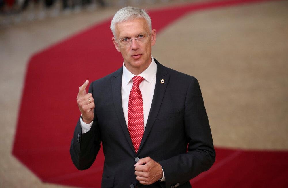 """Läti peaministri sõnul lakkab """"Balti mull"""" alates homsest olemast"""