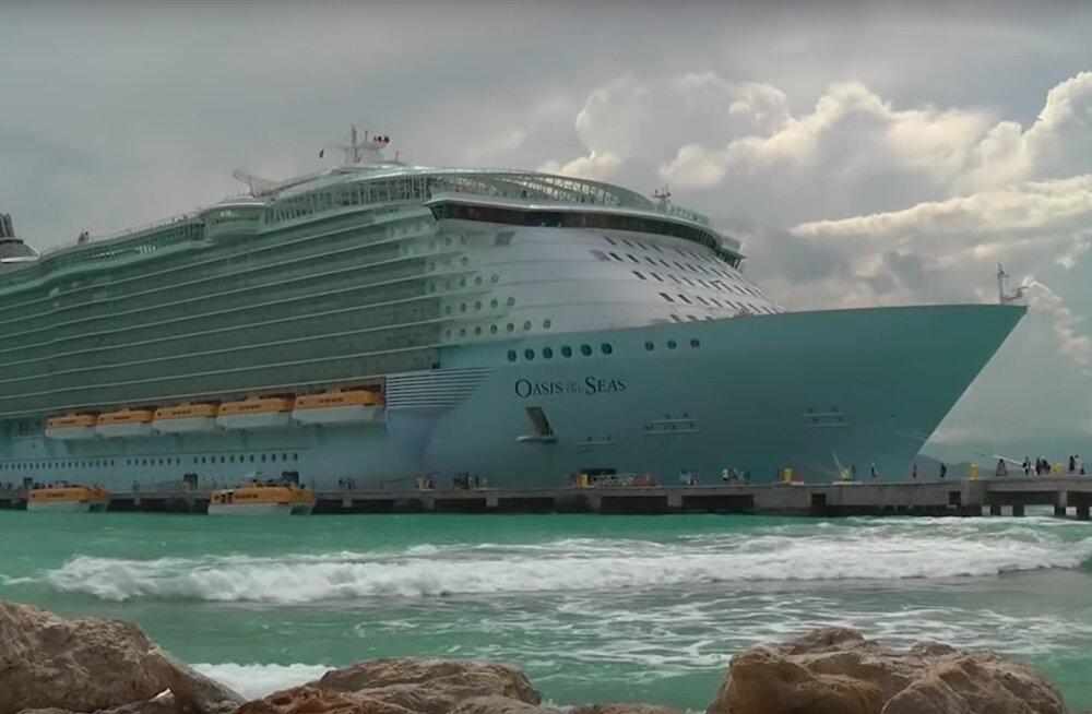 TOP 10 | Kõige suuremad laevad maailmas — Titanic oli nende kõrval tilluke