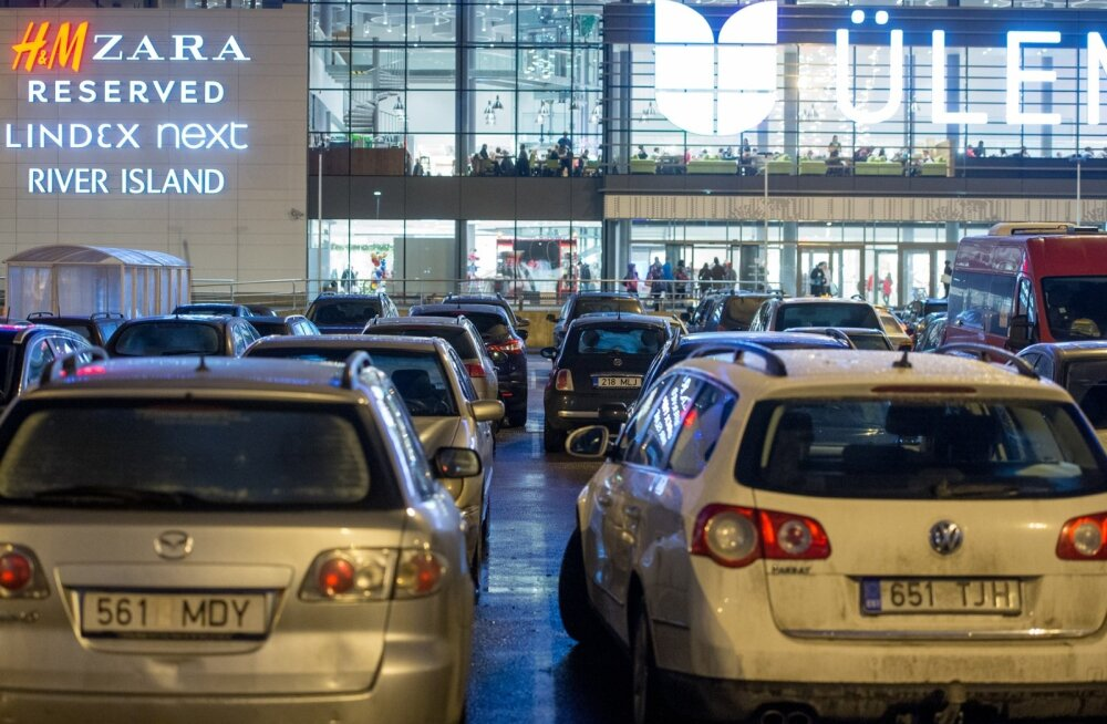 7c16bc94f2a KAUBANDUSKESKUSTE TOP 5   Milline Tallinna ostukeskus tegi teistele ...