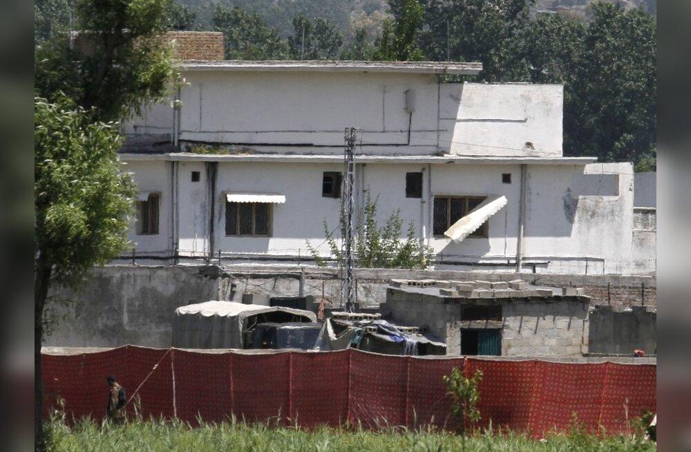Abbottabad, bin Ladeni elukoht