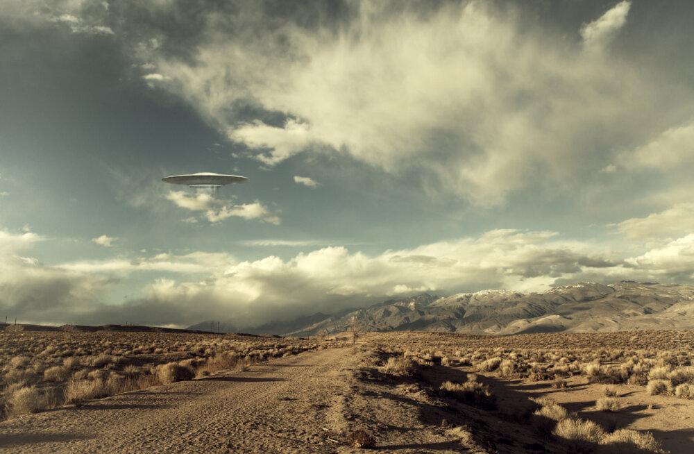 Pentagon moodustab töörühma võimalike UFO-de uurimiseks