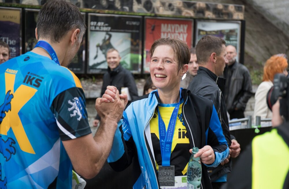 SEB Tallinna maraton 10.09.2017