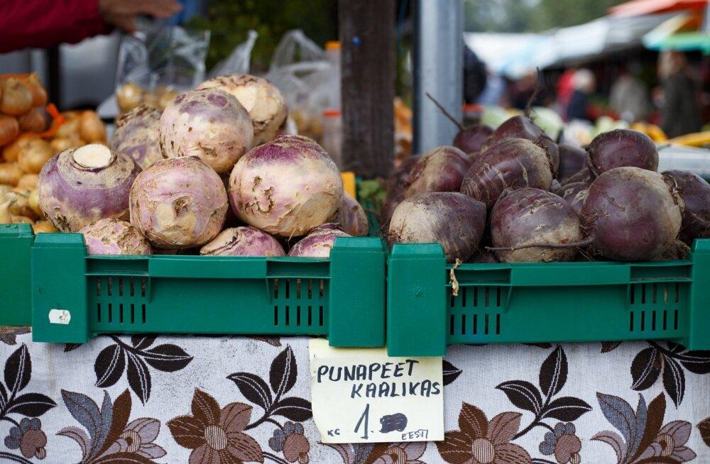 Осенняя ярмарка в Кесклинне сосредоточится на местных продавцах
