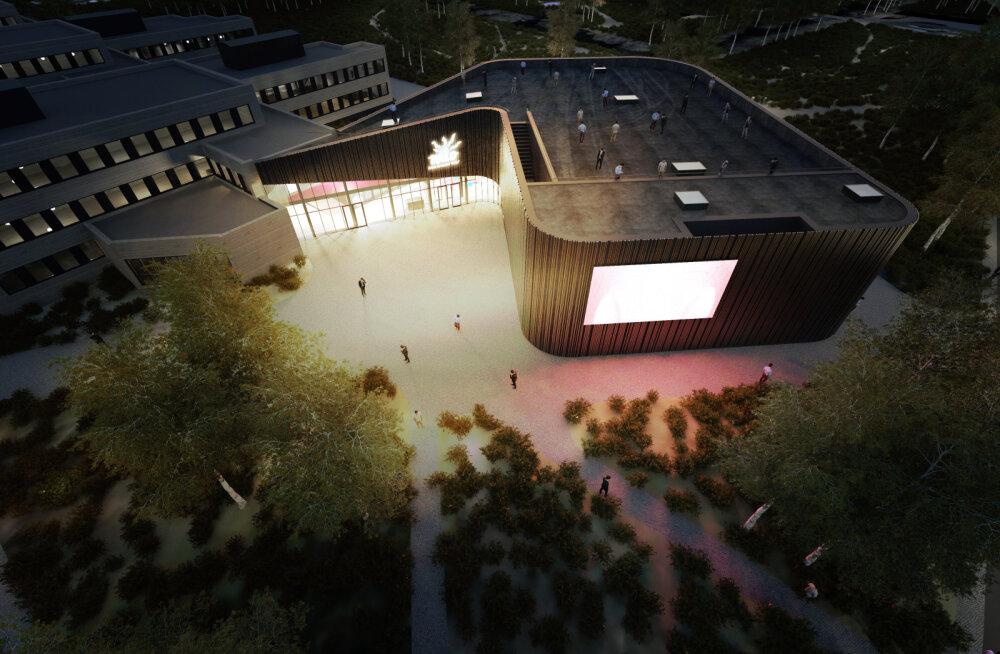 Когда в районе Кристийне появится свой концертный зал?