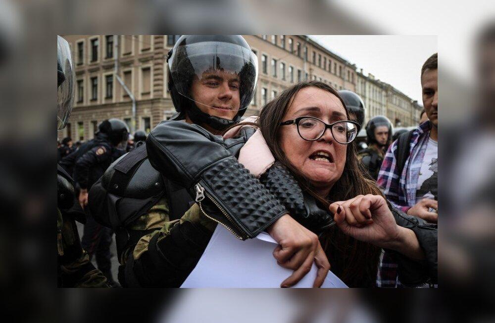 Peterburis mõrvati LGBT õiguste aktivist Jelena Grigorjeva