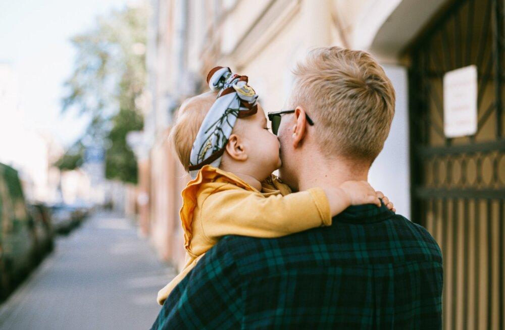 See on põhjus, miks isa on iga naise elus kõige tähtsam inimene