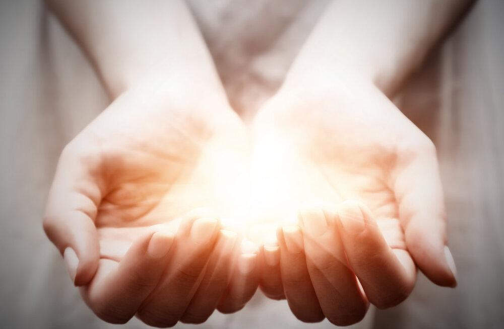 Energiavahetus: universum sätib kõik tasakaalu