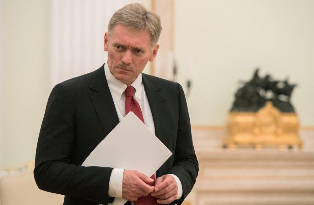 Kremli pressiesindaja tunnistas, et tal puudub kvalifikatsioon küsimusele Tšetšeenia homode kohta vastamiseks