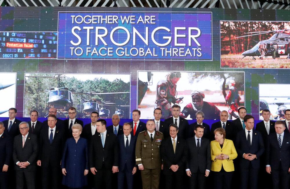 Чего добился ЕС в сфере военного сотрудничества? США уже беспокоятся по поводу конкуренции
