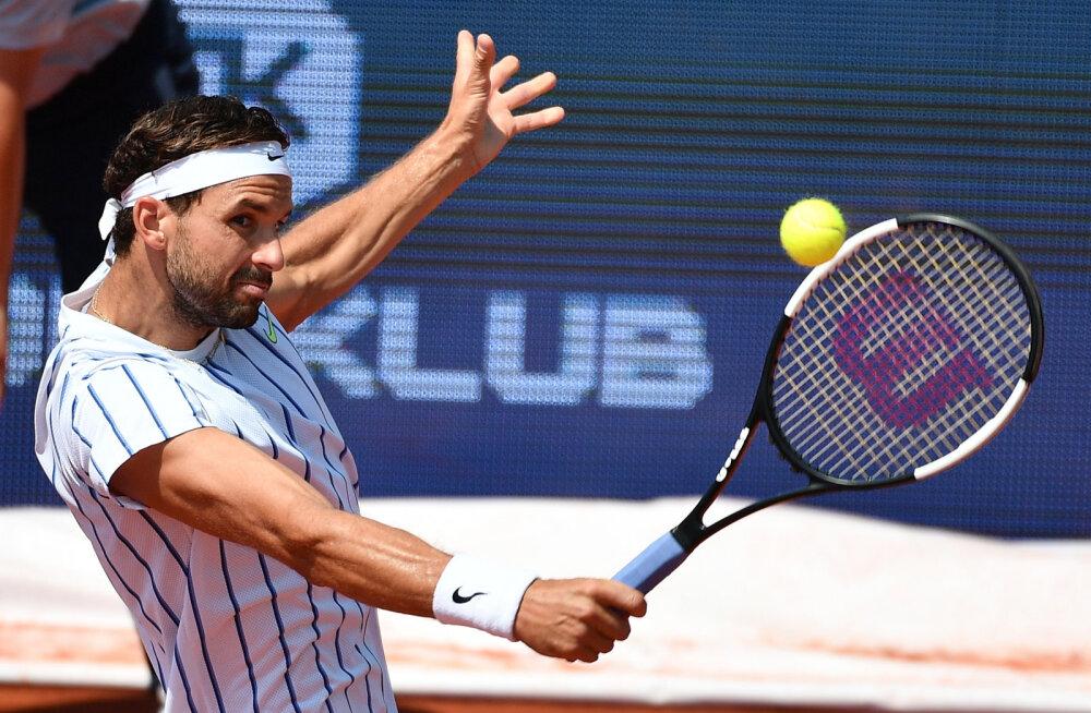 Djokovici turniiril koroonasse nakatunud tipptennisist: ma ei suuda ikka veel korralikult mängida