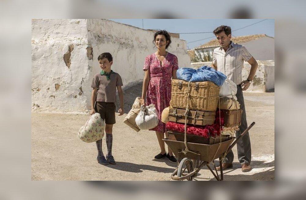 Antonio Banderas ja Penelope Cruz vaatavad koos Almodóvariga tagasi