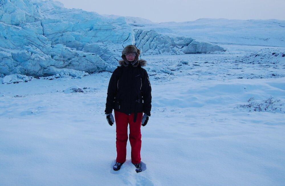 Gröönimaa jooksumaraton. Kas ainult hulludele?
