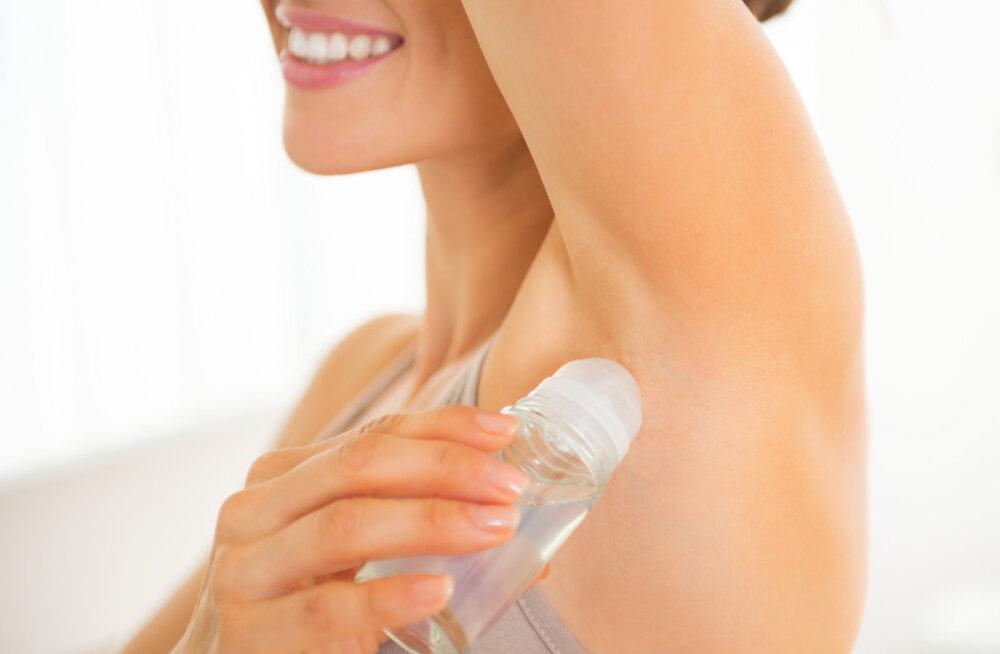 Kuidas ise teha 100% mürgivaba rulldeodorant