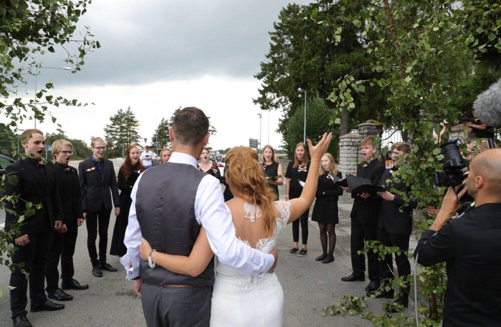 Südamele kasulik: abielus olemine vähendab haiguste riski