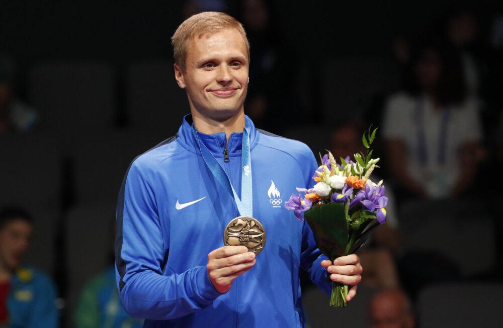 PUUST JA PUNASEKS | Kas Raul Must, korvpallinaised ja teised eestlased võitsid Euroopa mängudel siis tiitlivõistluse medali või mitte?