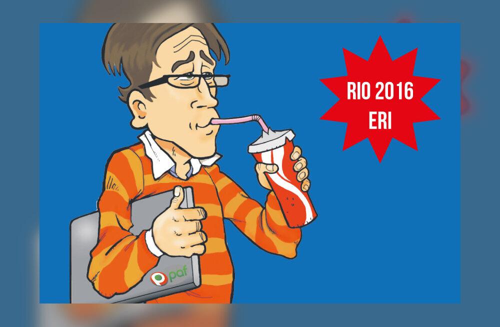 Spordiennustaja Peep: Rio olümpia ennustuslahing Kuku Raadio ja Indrek Sei vastu!