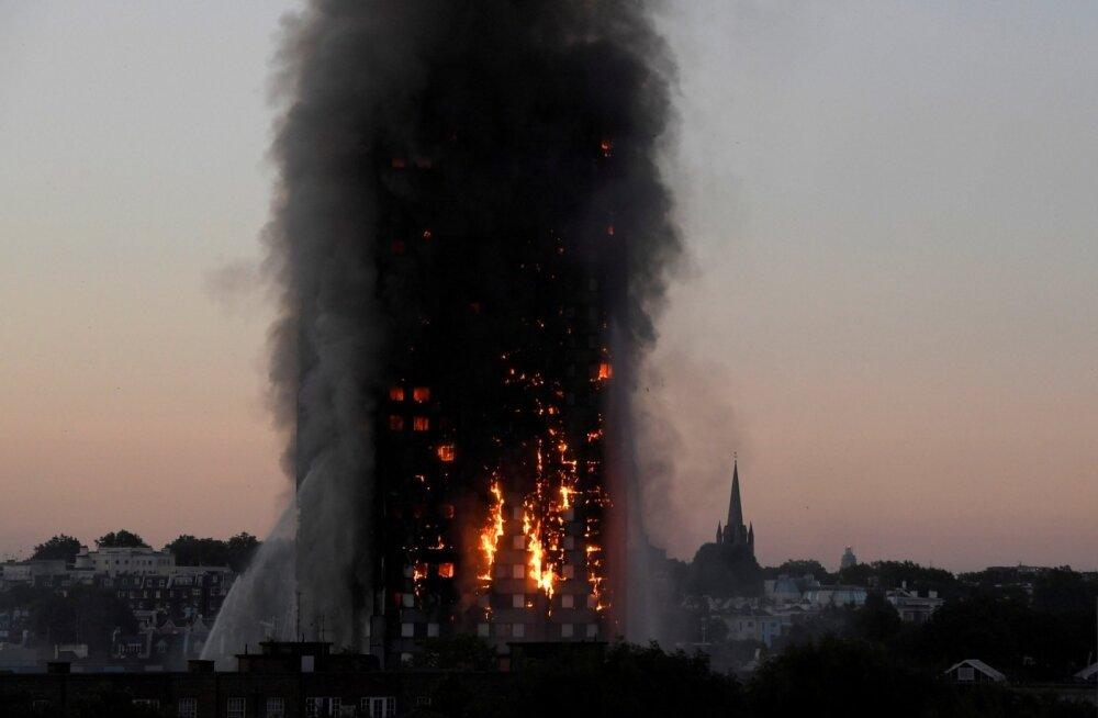 ec3191879aa Whirlpooli Hotpointi brändi külmkapp oli süüdi Londoni Grenfell Toweri  tulekahjus, milles selle aasta juunis hukkus