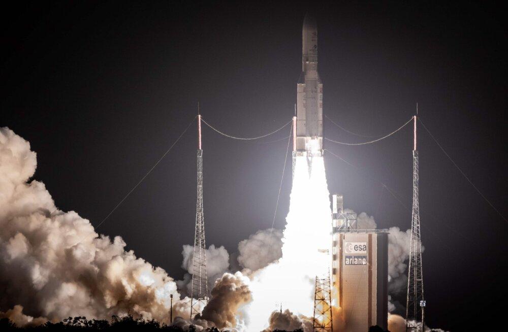 Värskelt startinud ESA ja jaapanlaste kosmosemissioon tõttab Merkuuri uurima