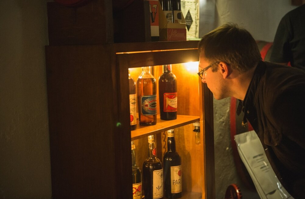FOTOD: Koduveinimeistrid käisid Põltsamaa veinitehast uudistamas