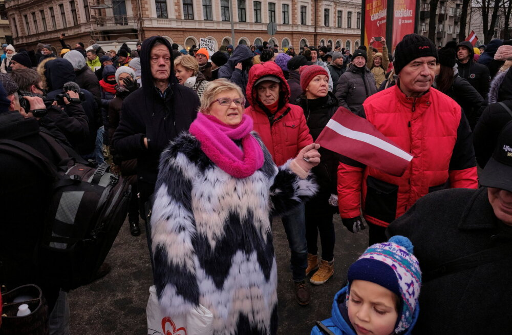 Lätis suri nädalaga 169 koroonahaiget