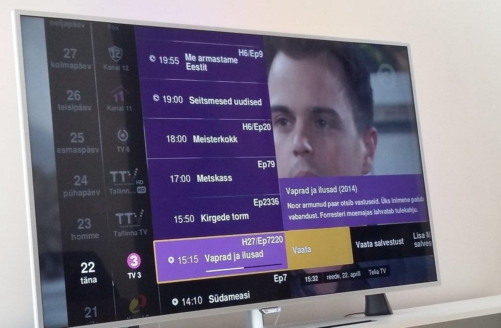 Vabalevile on truu vaid kübeke: teleteenuse pakkujad on tänu Kanal 2 ja TV3 otsusele võitnud tuhandeid uusi kliente