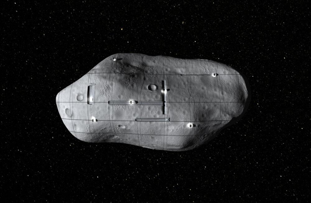 Astrofüüsik: peame kosmost kullapalaviku eest kaitsma