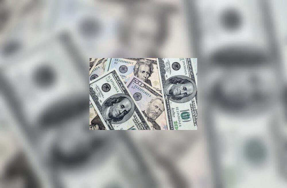 dollar, raha, USA