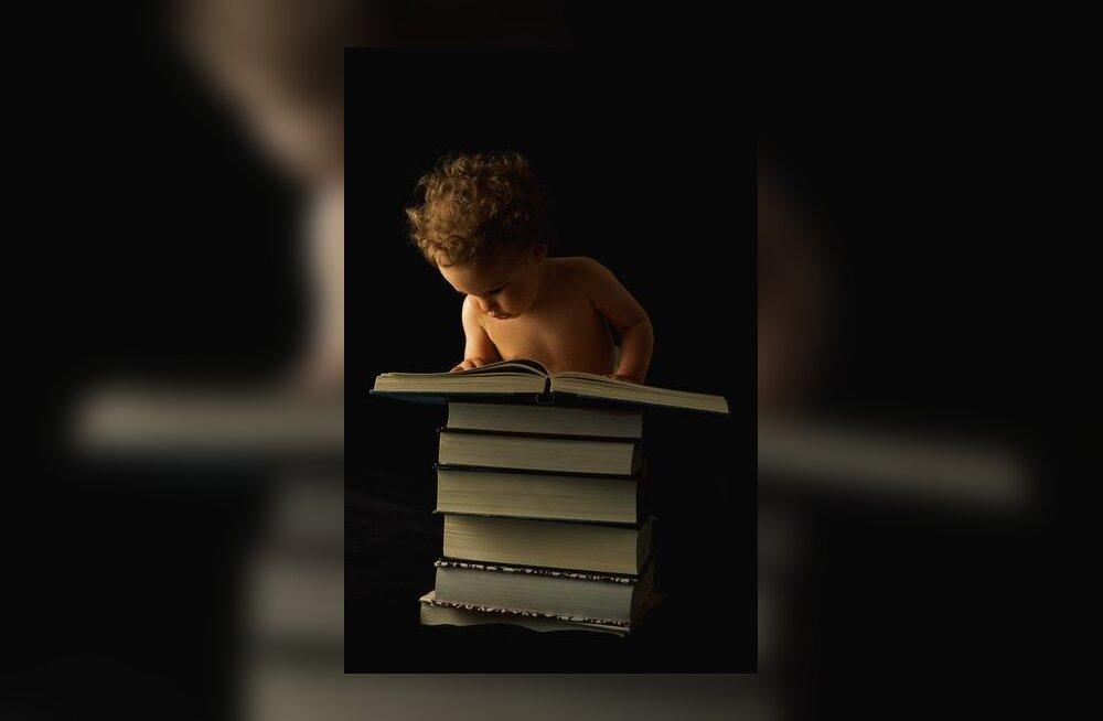 Raamat teeb targaks