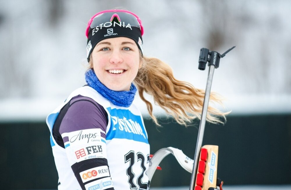 Viimastel aastatel USA-s elanud ja treeninud Johanna Talihärm on viimastel tiitlivõistlustel kerkinud Eesti laskesuusatamise esinumbriks.