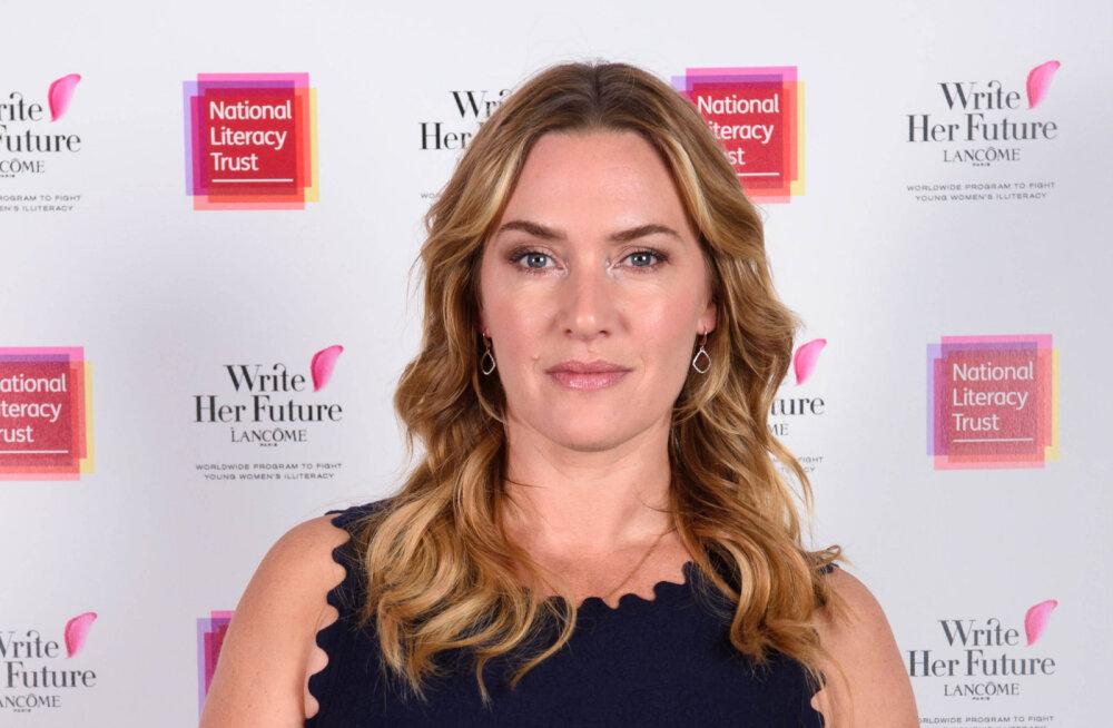 Kate Winslet töötamisest kahe ahistajast lavastajaga: tundub uskumatu, et neid nii kaua ülistati