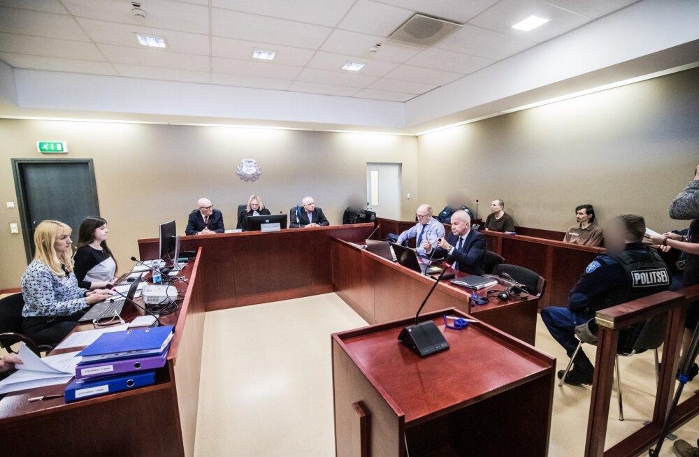Juri Ustimenko kohtus mõrvakatsega
