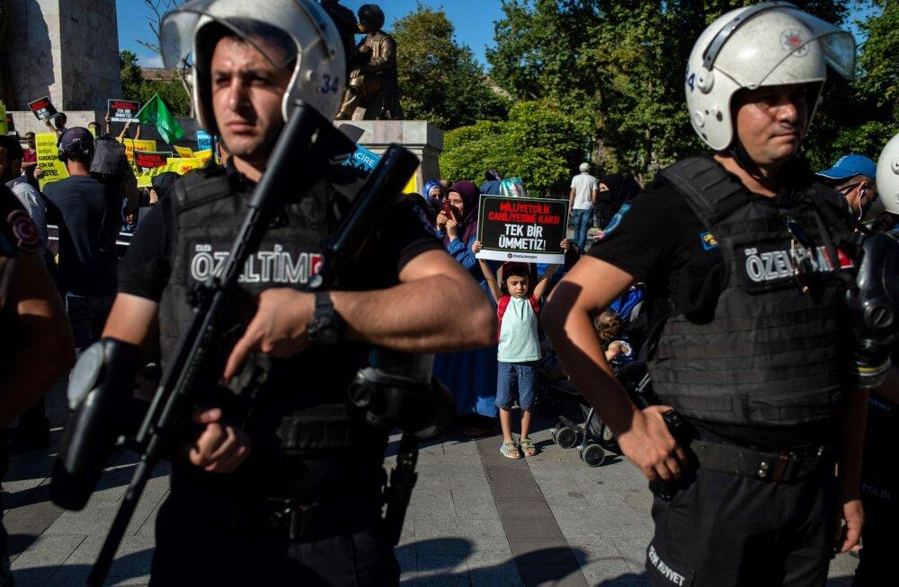 Türgi hakkab Süüria pagulasi riigist välja saatma