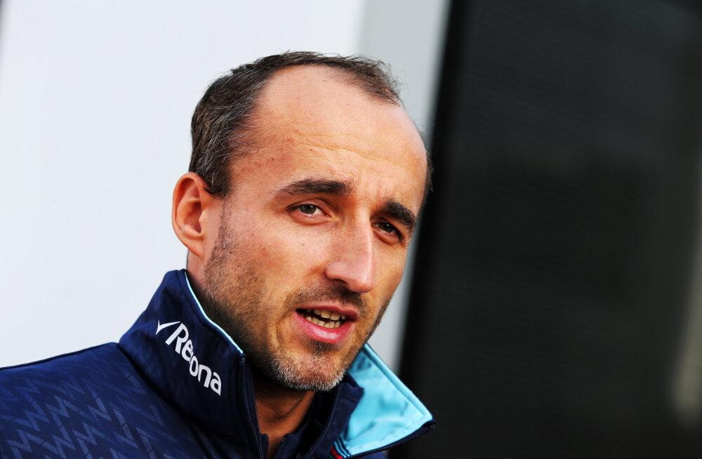Mainekas väljaanne: Robert Kubicast saabki uuel hooajal Williamsi sõitja