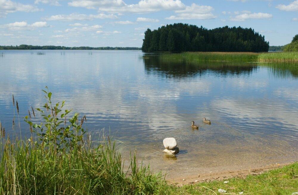 Kõue vald, Paunküla veehoidla