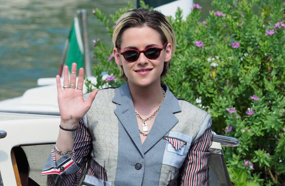 Kristen Stewartil soovitati oma biseksuaalsust varjata: ma ei taha selliste inimestega töötada