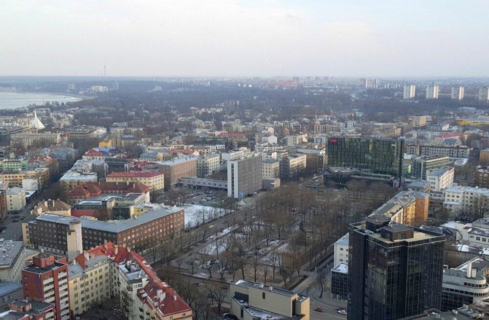 Эстонские предприятия участвуют в международной ярмарке недвижимости
