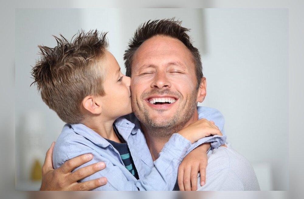 Isaarmastusel on lapse isiksuse arengule määratu mõju