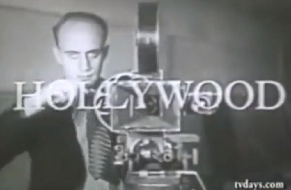 VIDEO: Hollywoodi ajalugu kõigest 6 minutiga