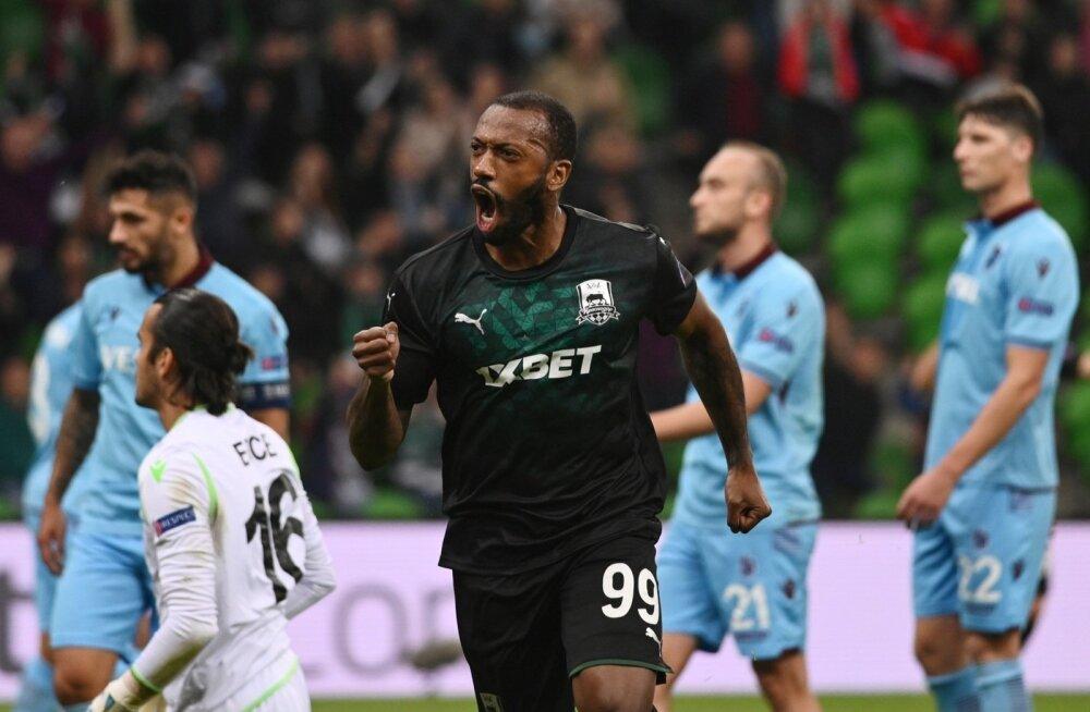 Krasnodar vs Trabzonspor