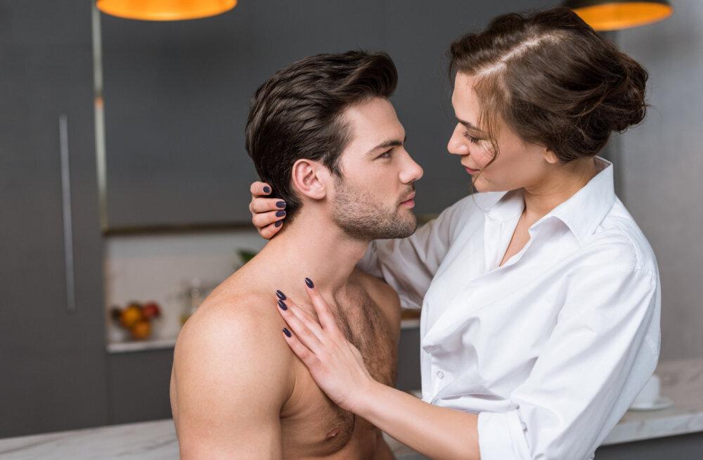 Naiselik intuitsioon tunnetab ära, kas mehe teod võrsuvad sügavalt südamest või mitte