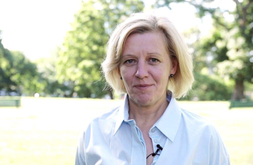 Reformierakonnaga liitus ettevõtja Annely Akkermann, kes aasta alguses Isamaa ja Res Publica liidust välja astus