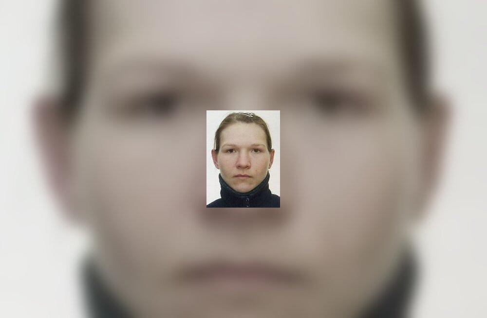 ФОТО: Полиция просит помощи в поиске признанной виновной в наркопреступлении Анастасии