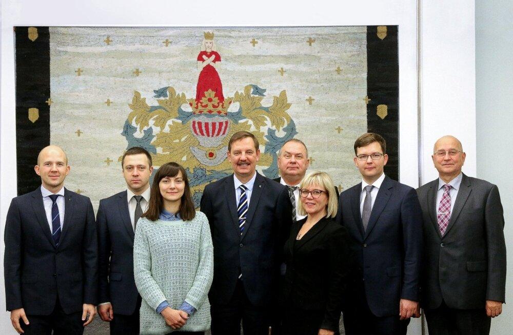 Возглавляемой Таави Аасом Таллиннской городской управе исполняется год