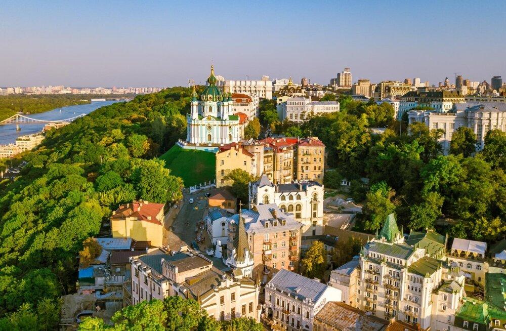 Eriti soodsalt Kiievisse! Edasi-tagasi otselennud Tallinnast vaid 50 eurot