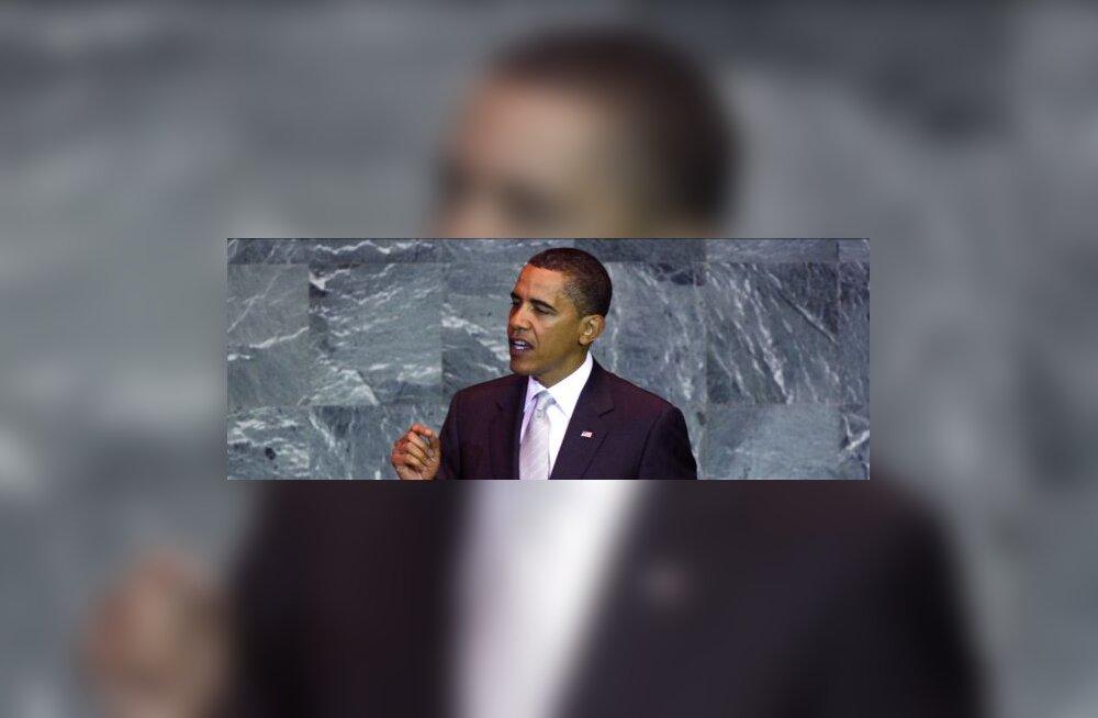 Riigijuhid andsid ÜROs kliimaalaseid lubadusi
