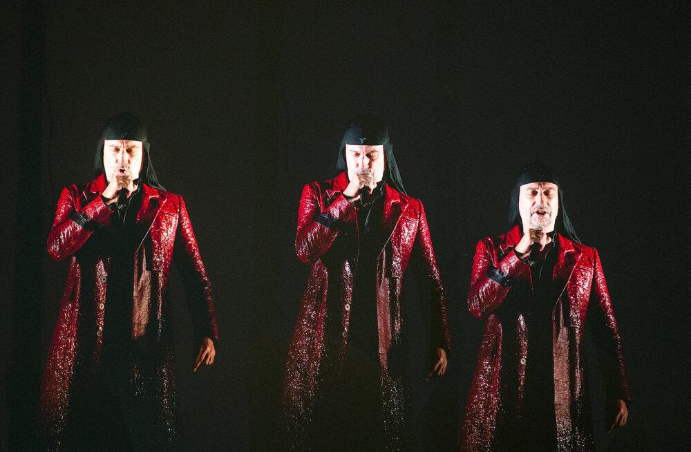 Maailma kõige ohtlikumaks bändiks tituleeritud Laibach esitleb Tallinnas oma uut kauamängivat