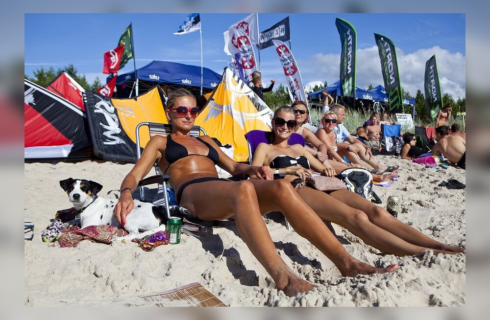 Surfilaager tähistab 15. sünnipäeva ja kolib uude randa