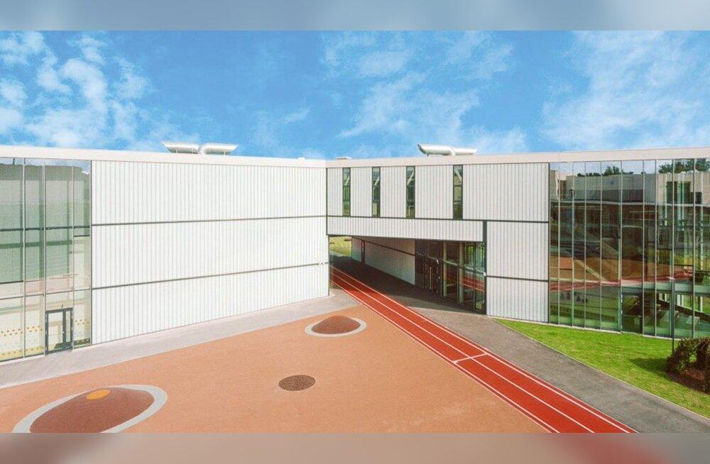 Exupery International School — первая международная школа-пансион в Балтии