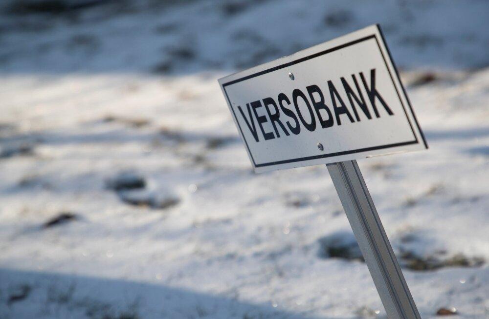 Versobanki juhatus ei äratanud usaldust